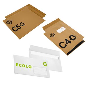 Enveloppe Ecolo (Recyclé)